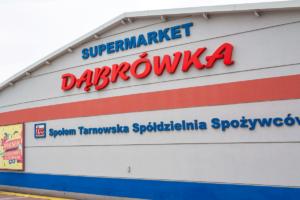 """10 lat Supermarketu """"Dąbrówka"""""""